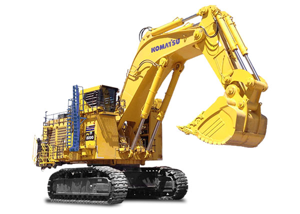 Komatsu | PanAfrican Equipment Group